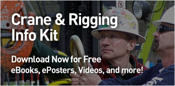 Crane and Rigging Info Kit