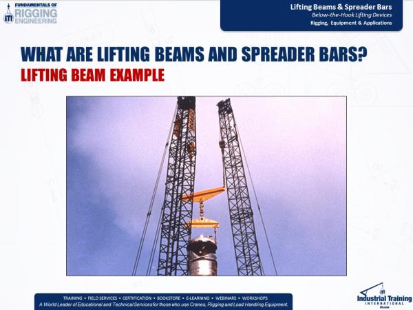 3 2C Lifting Beams & Spreader Bars   ITI resized 600