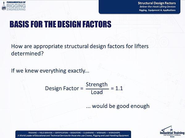 3 2B Structural Design Factors   ITI