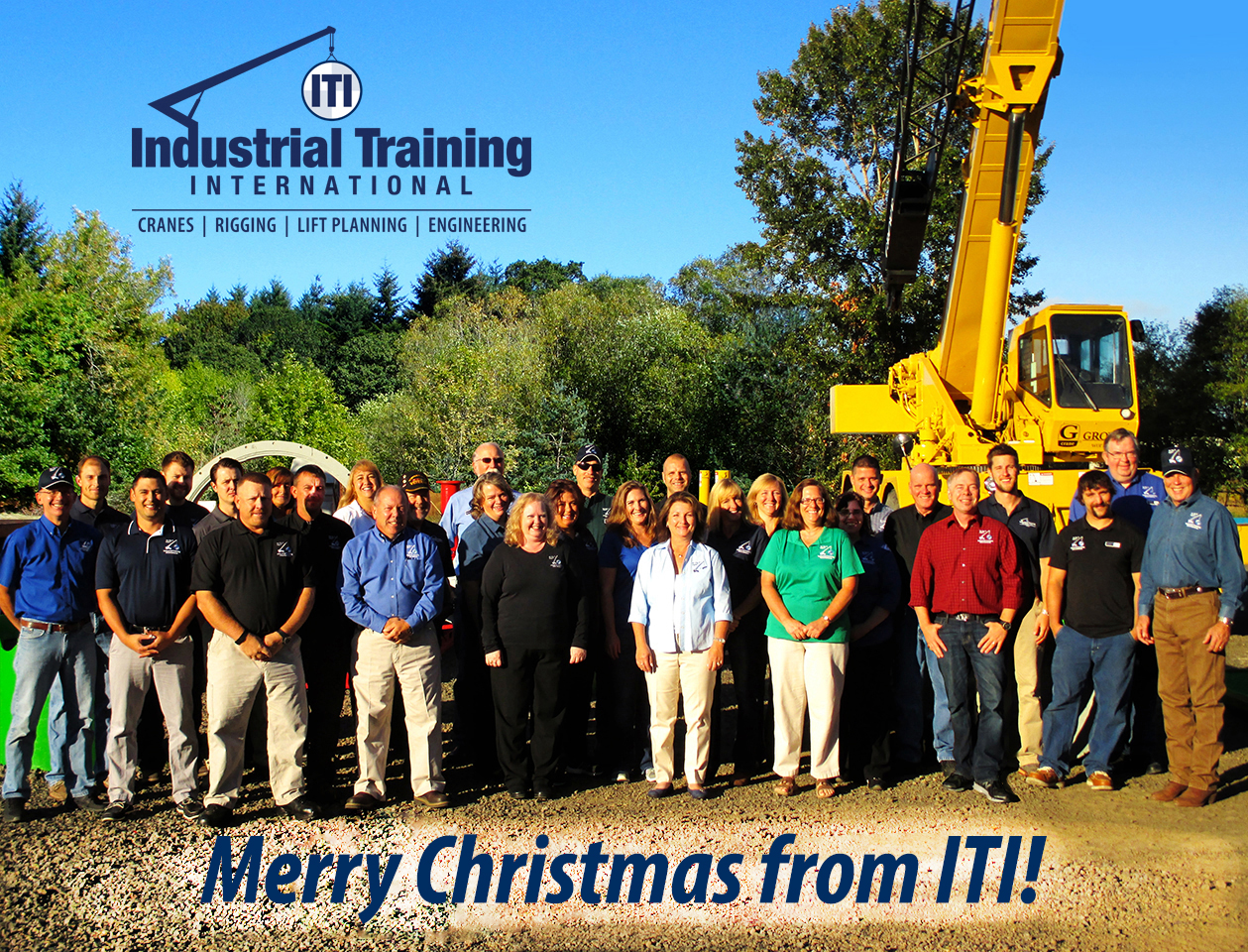 Merry Christmas from ITI!