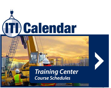ITI Training Calendar
