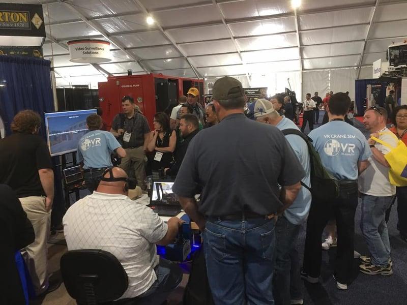 ITI Booth - Big Crowd.jpg