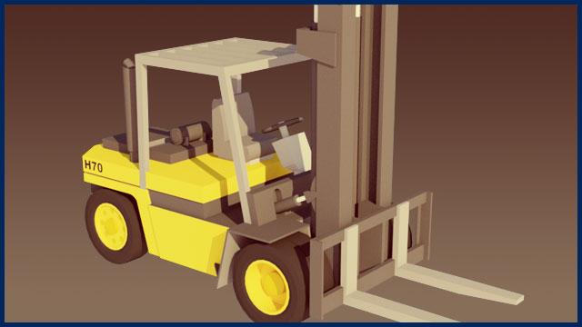 Forklift VR Simulator