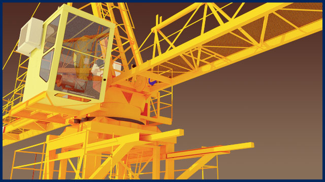 Tower Crane VR Simulator