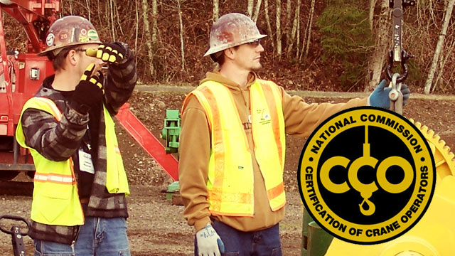 CCO Certified Signalperson