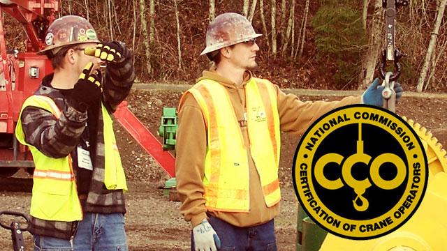 CCO Certified Signalperson