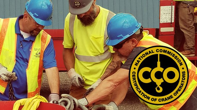 CCO Certified Rigger II
