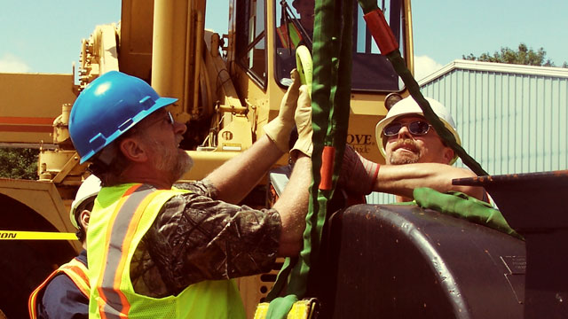 ITI Qualified Rigger