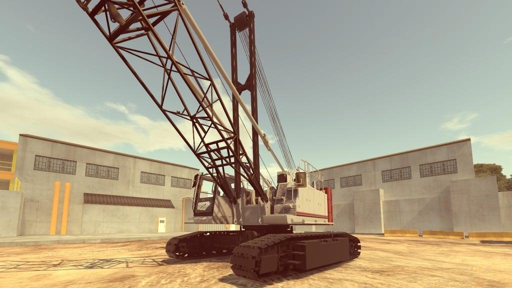 Link-Belt Cranes