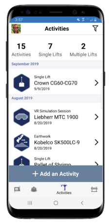 OperatorPRO-SmartPhone-092519-Android-Activities