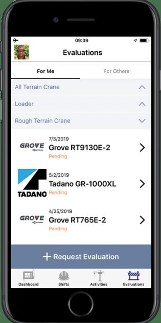 OperatorPRO-SmartPhone-Evaluations