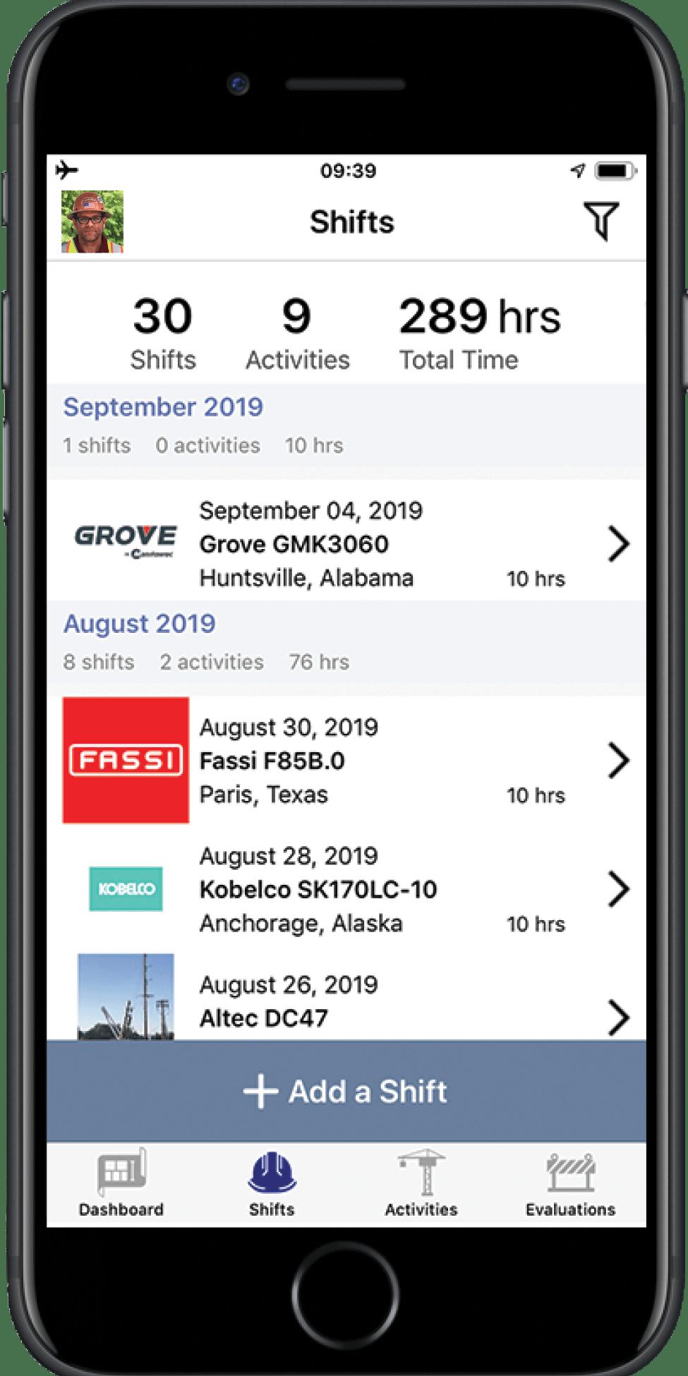 OperatorPRO-SmartPhone-Shifts