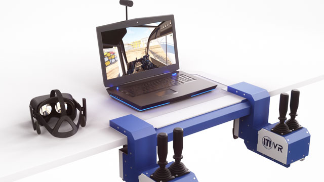 High Powered VR Laptop