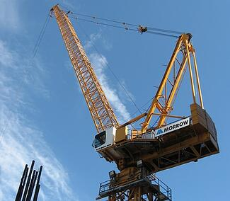 ITI to Offer Tower Crane Training Through Morrow Equipment