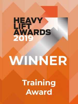 ITI VR Wins Heavy Lift Award for Use of Technology in Training