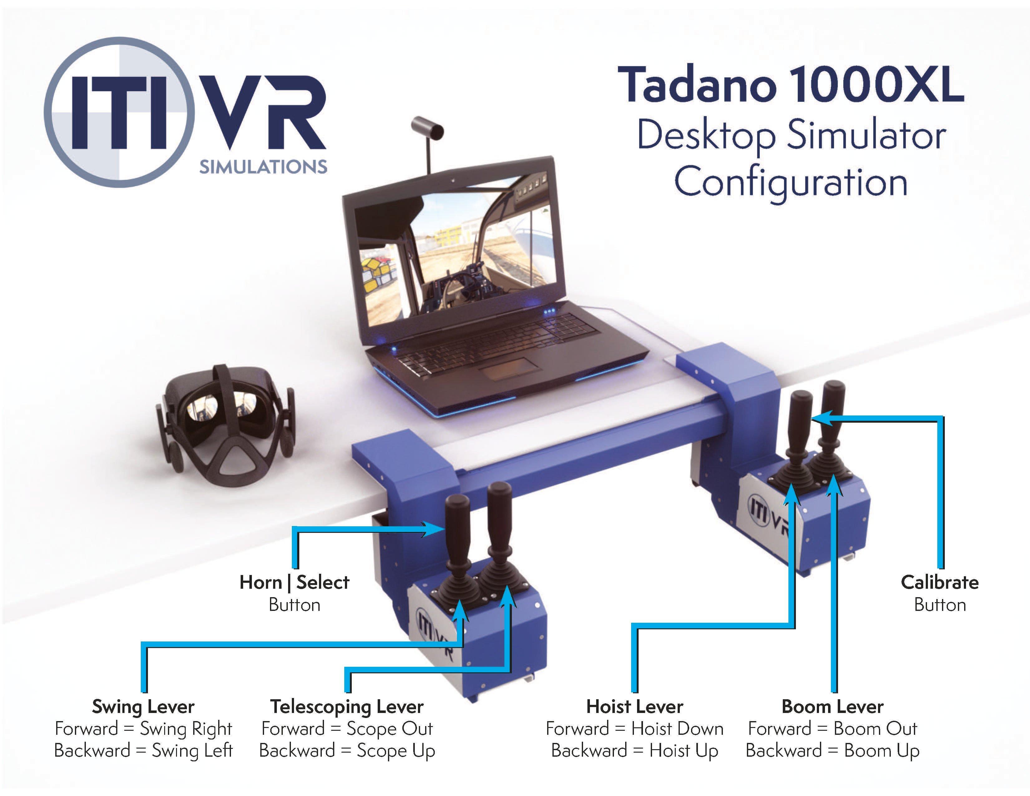 ITI VR-Tadano1000xl-Config