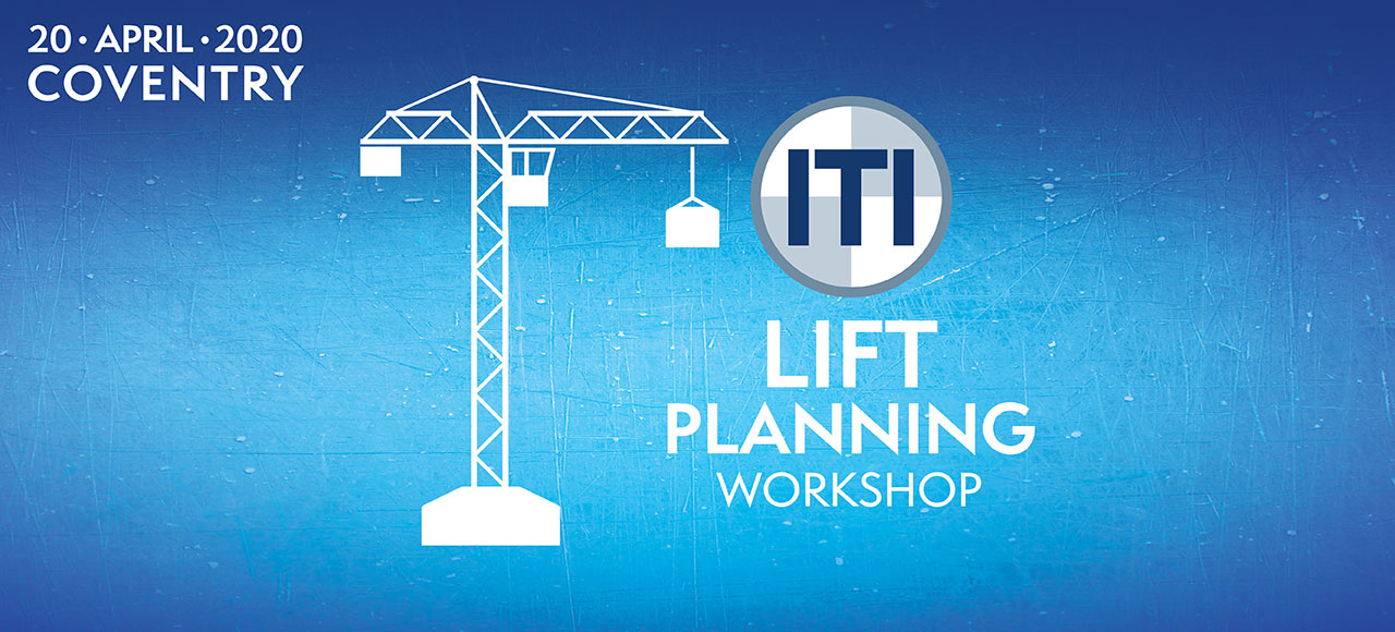 ITI UK to Host Lift Planning Workshop in Coventry