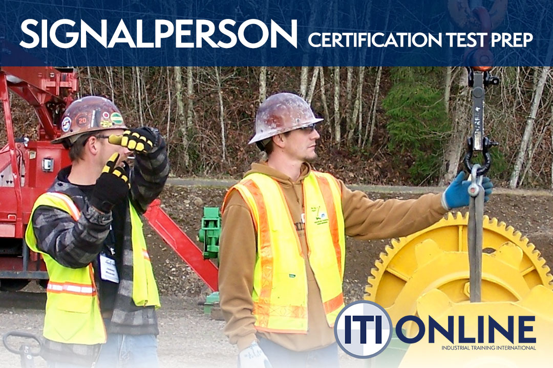 Signalperson Certification Test Prep Online Course