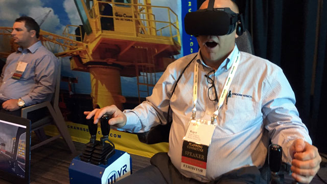 ITI VR Crane Simulations Coming to Tees Valley, UK