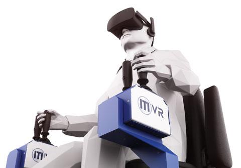 ITI Crane Training VR Simulators Arrive in Australia