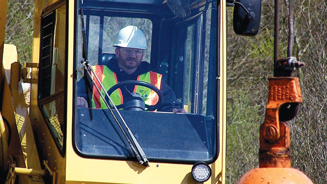 Mobile Crane Operator Training | ITI