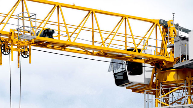 Tower Crane Test Questions : Tower crane technician training iti