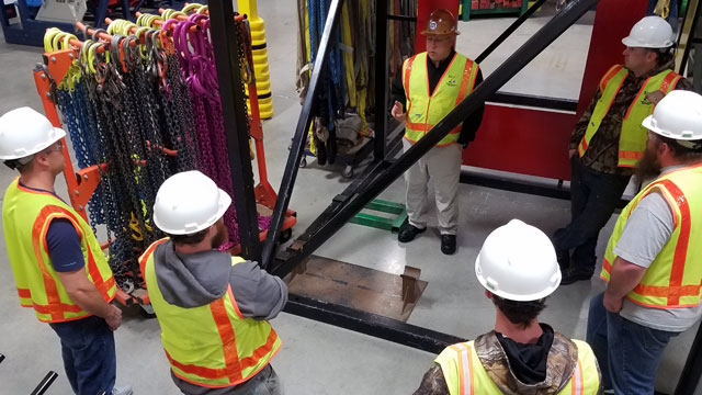 Dirty Words and Phrases Associated with Load Handling Activities