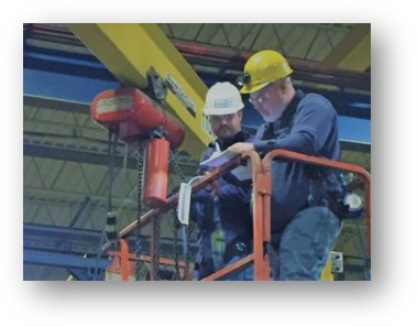 Master Rigger & Overhead Crane Inspector Courses Added to ITI Woodland Training Center Schedule