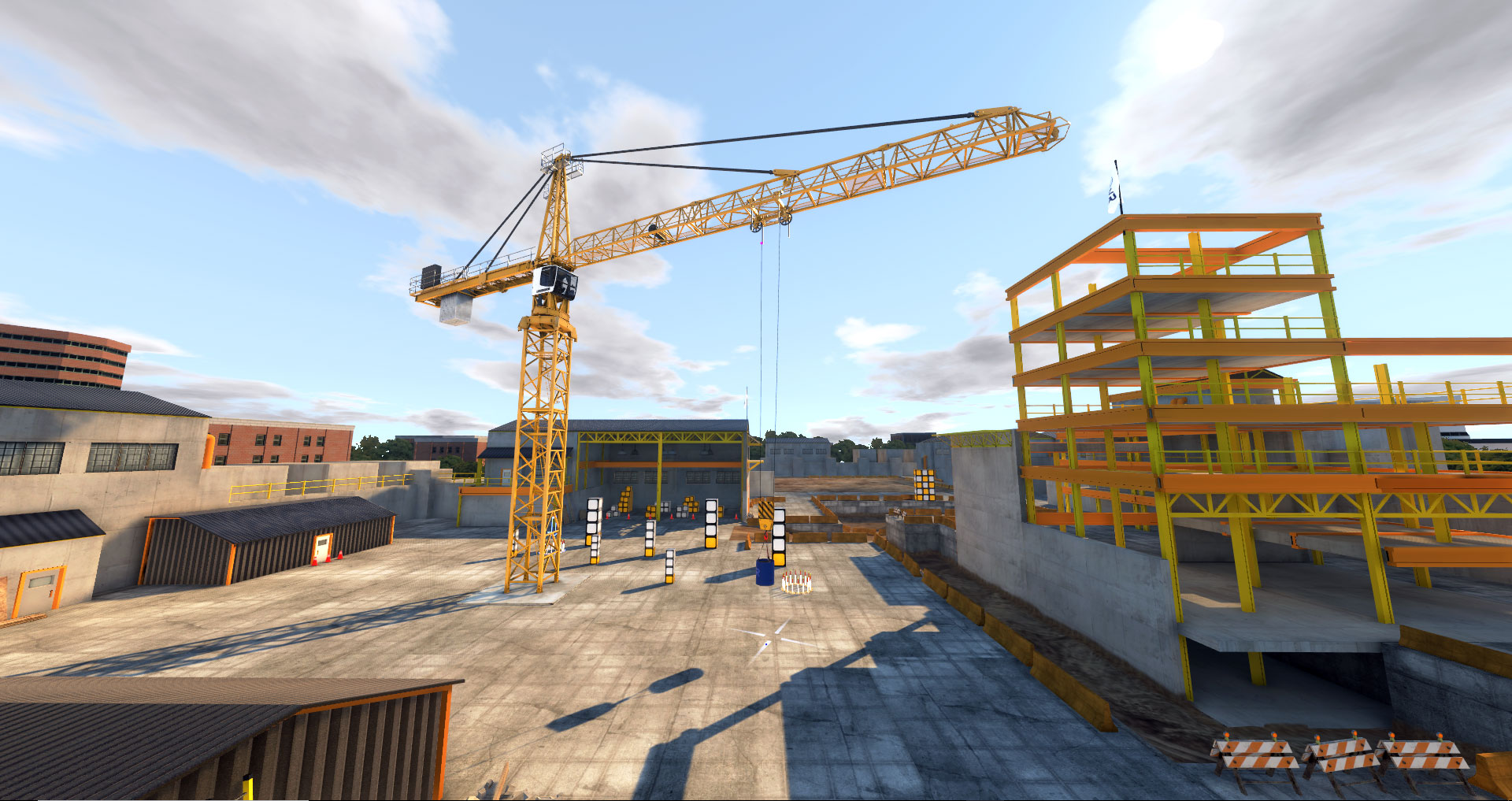 ITI VR Crane Subscribers, Assemble! Spring Update is Coming