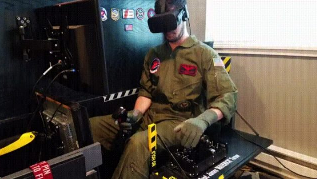 What the US Air Force Teaches us About the Value of VR Crane Simulators