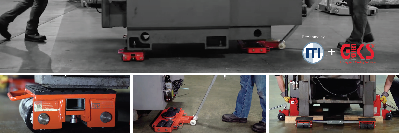 Three-Point vs. Four-Point GKS Dolly Systems