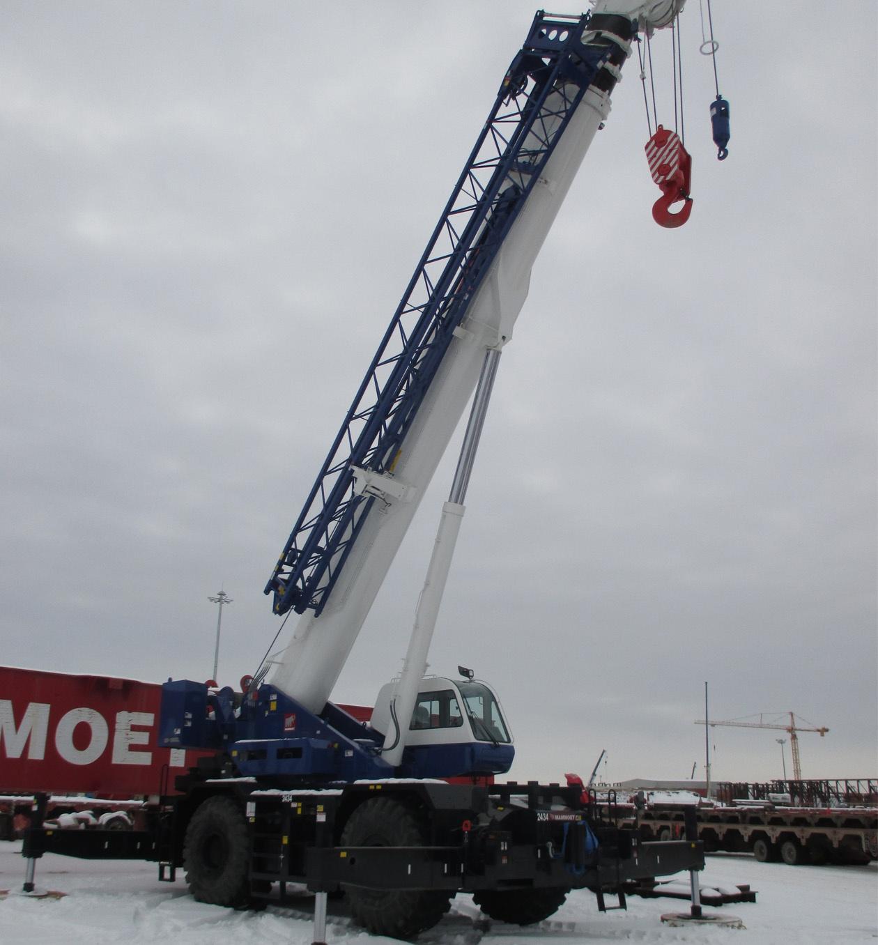 GR-1000XL at Mammoet