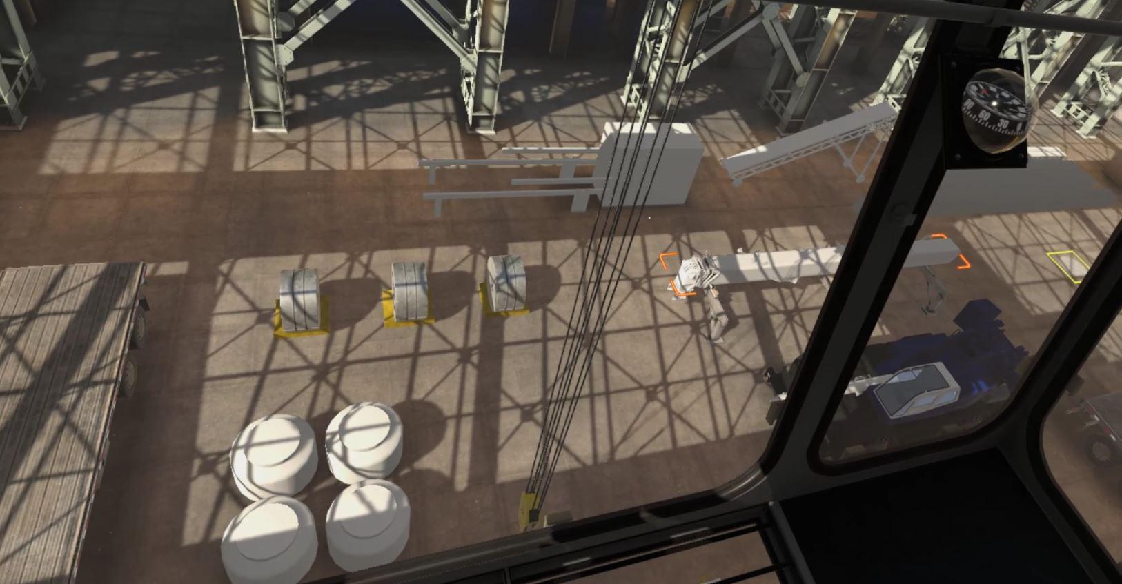 VR Overhead Crane Webinar Smorgasbord