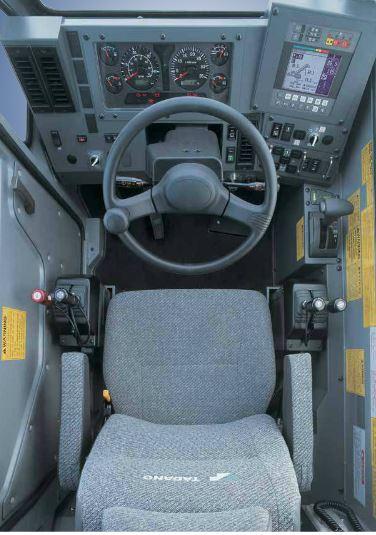 Tadano GR-1000XL Cab