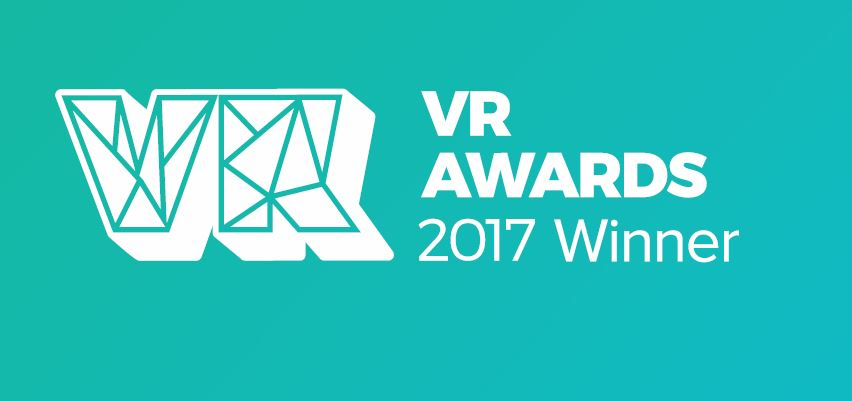 ITI Wins 2017 VR Award For Best Use of VR In Education and Training