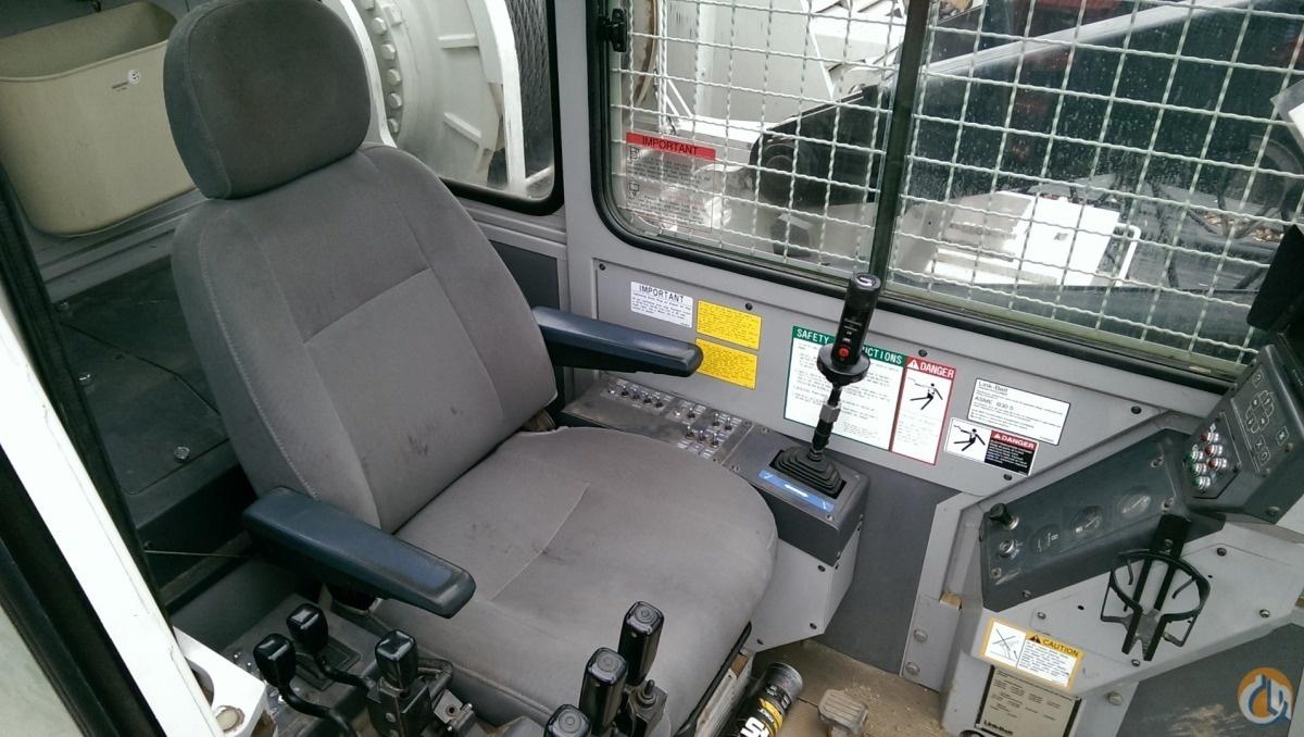 Link-Belt 218 Cab
